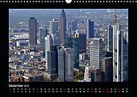 über den Dächern von FRANKFURT (Wandkalender 2019 DIN A3 quer) - Produktdetailbild 12