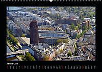 über den Dächern von FRANKFURT (Wandkalender 2019 DIN A2 quer) - Produktdetailbild 1