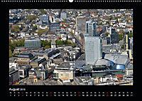 über den Dächern von FRANKFURT (Wandkalender 2019 DIN A2 quer) - Produktdetailbild 8