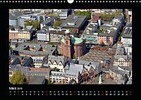 über den Dächern von FRANKFURT (Wandkalender 2019 DIN A3 quer) - Produktdetailbild 3