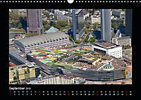 über den Dächern von FRANKFURT (Wandkalender 2019 DIN A3 quer) - Produktdetailbild 9