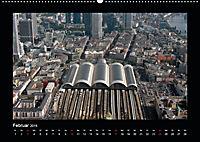 über den Dächern von FRANKFURT (Wandkalender 2019 DIN A2 quer) - Produktdetailbild 2