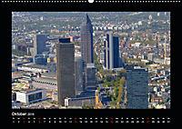 über den Dächern von FRANKFURT (Wandkalender 2019 DIN A2 quer) - Produktdetailbild 10
