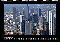 über den Dächern von FRANKFURT (Wandkalender 2019 DIN A2 quer) - Produktdetailbild 12