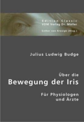 Über die Bewegung der Iris, Julius Ludwig Budge