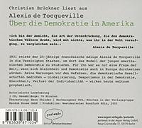 Über die Demokratie in Amerika, 1 Audio-CD - Produktdetailbild 1