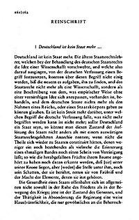 Über die Reichsverfassung - Produktdetailbild 2