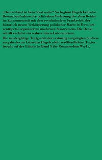 Über die Reichsverfassung - Produktdetailbild 1