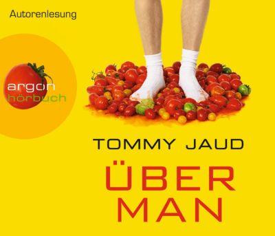 Überman, 5 Audio-CDs, Tommy Jaud