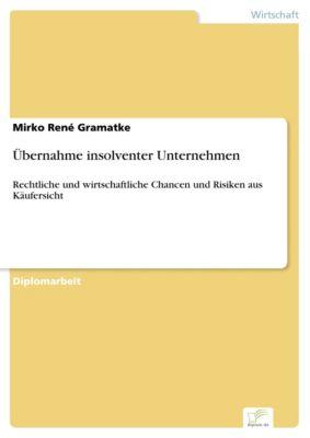 Übernahme insolventer Unternehmen, Mirko René Gramatke