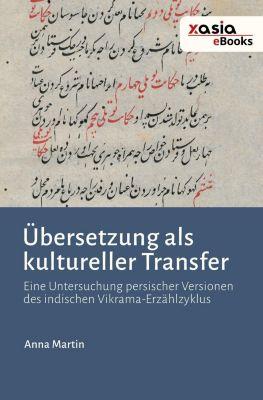 Übersetzung als kultureller Transfer, Anna Martin