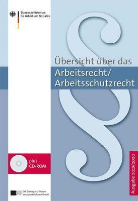 Übersicht über das Arbeitsrecht/Arbeitsschutzrecht - Ausgabe 2019/2020, m. 1 CD-ROM -  pdf epub