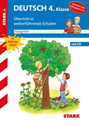 Übertritt in weiterführende Schulen, 4. Klasse, m. Audio-CD - Georg Kick |