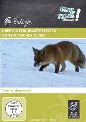 Überwinterungsstrategien von heimischen Tieren, 1 DVD