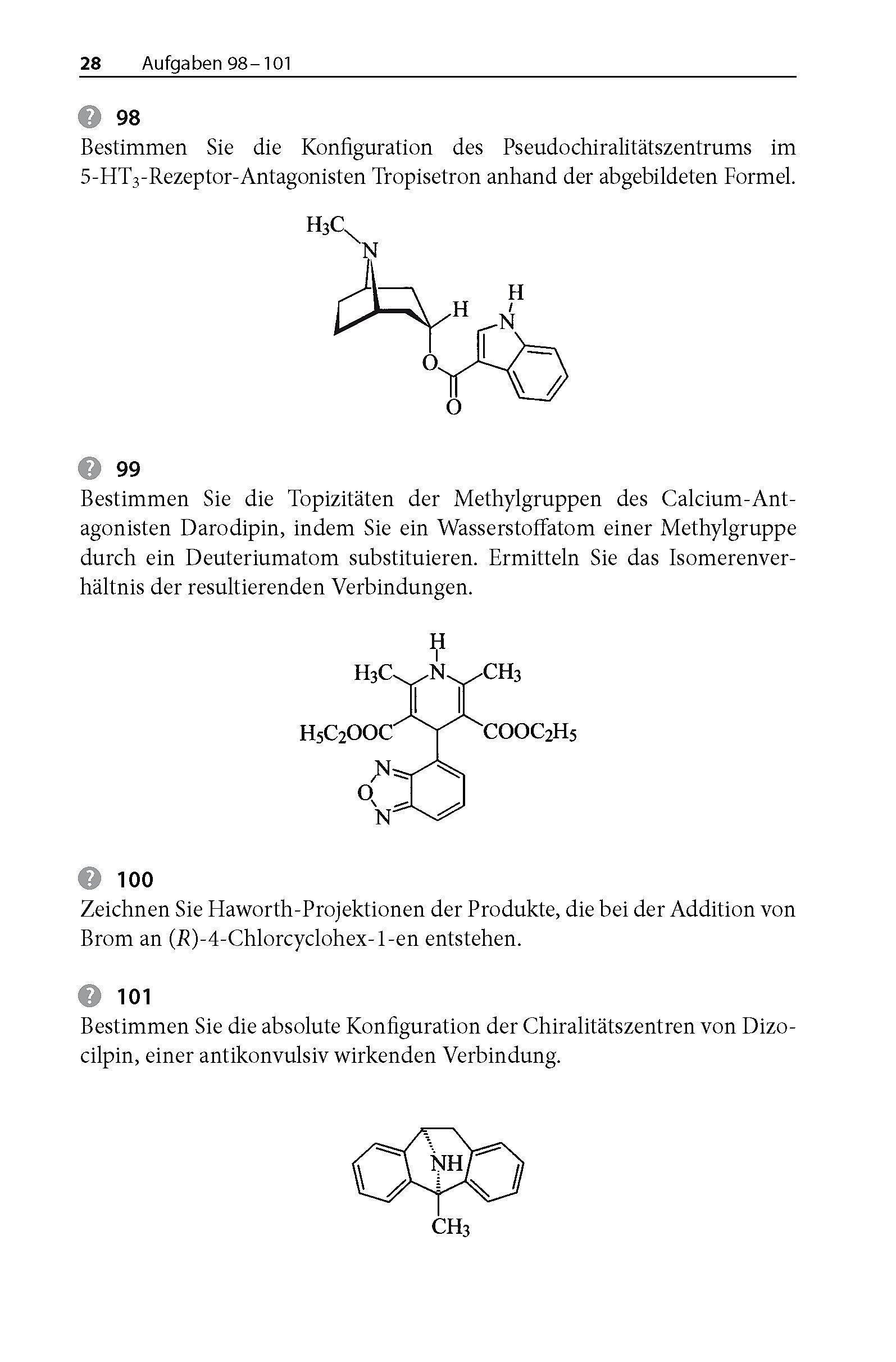 übungen Zur Stereochemie Buch Portofrei Bei Weltbildde