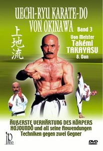 Uechiryu Karate-Do D'Okinawa Band 3, Takemi Takayasu