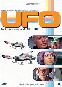 UFO - Gesamtedition, Gerry Anderson