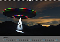 UFO Sightings - Sightings of the Extraordinary Kind (Wall Calendar 2019 DIN A3 Landscape) - Produktdetailbild 6