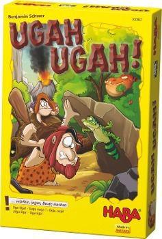 Ugah Ugah! (Kinderspiel), Benjamin Schwer