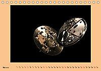 Uhr-Werk-Kunst (Tischkalender 2019 DIN A5 quer) - Produktdetailbild 5