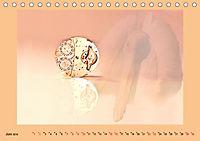 Uhr-Werk-Kunst (Tischkalender 2019 DIN A5 quer) - Produktdetailbild 6
