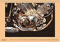 Uhr-Werk-Kunst (Tischkalender 2019 DIN A5 quer) - Produktdetailbild 10