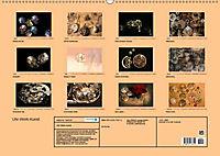 Uhr-Werk-Kunst (Wandkalender 2019 DIN A2 quer) - Produktdetailbild 13