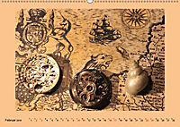 Uhr-Werk-Kunst (Wandkalender 2019 DIN A2 quer) - Produktdetailbild 2