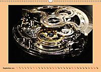 Uhr-Werk-Kunst (Wandkalender 2019 DIN A3 quer) - Produktdetailbild 9