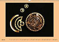 Uhr-Werk-Kunst (Wandkalender 2019 DIN A3 quer) - Produktdetailbild 7