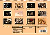 Uhr-Werk-Kunst (Wandkalender 2019 DIN A3 quer) - Produktdetailbild 13