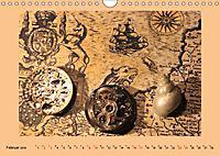 Uhr-Werk-Kunst (Wandkalender 2019 DIN A4 quer) - Produktdetailbild 2