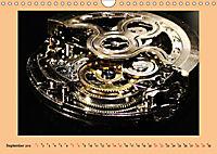 Uhr-Werk-Kunst (Wandkalender 2019 DIN A4 quer) - Produktdetailbild 9