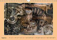 Uhr-Werk-Kunst (Wandkalender 2019 DIN A4 quer) - Produktdetailbild 8