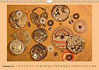Uhr-Werk-Kunst (Wandkalender 2019 DIN A4 quer) - Produktdetailbild 12