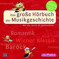 Uhus Reise Durch Die Musikgeschichte - Produktdetailbild 1