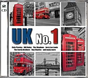 Uk No.1-50 Uk-Hits, Various