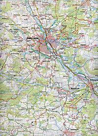 UK50-21 Ries, Nördlingen, Dinkelsbühl - Produktdetailbild 2