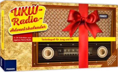 UKW-Radio Adventskalender, Burkhard Kainka