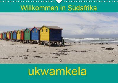 ukwamkela - Willkommen in Südafrika (Wandkalender 2019 DIN A3 quer), Sandro Iffert