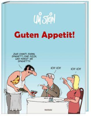 Uli Stein - Guten Appetit, Uli Stein