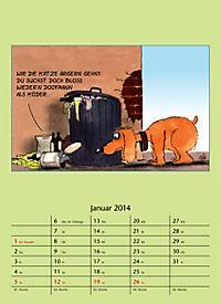 "Uli Stein ""Hundekalender"", 2014 - Produktdetailbild 1"