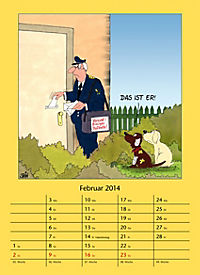 "Uli Stein ""Hundekalender"", 2014 - Produktdetailbild 2"