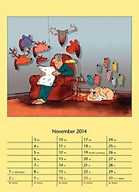 "Uli Stein ""Hundekalender"", 2014 - Produktdetailbild 11"