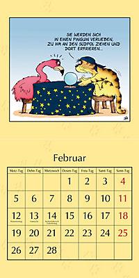 Uli Stein Katzenkalender 2018 - Produktdetailbild 2