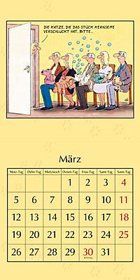 Uli Stein Katzenkalender 2018 - Produktdetailbild 3