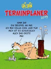 Uli Stein Terminplaner 2019, Uli Stein