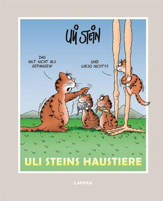 Uli Steins Haustiere, Uli Stein