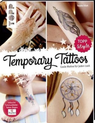 Ullah, T: Temporary Tattoos, Tayyba Ullah