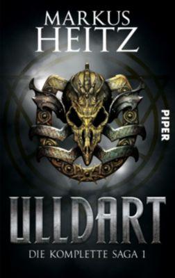 Ulldart - Die komplette Saga, Markus Heitz
